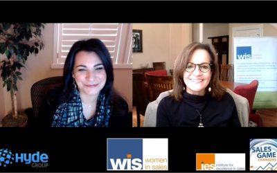 Podcast: Encouraging Women in Sales to Get Involved